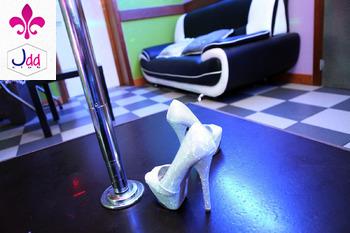 JDD Club - Salon à champagne
